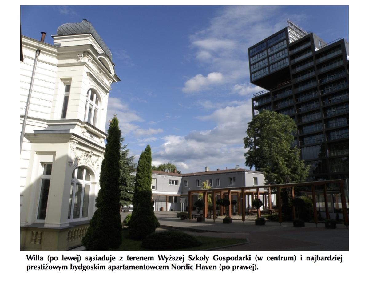 Bydgoszcz, ul. Garbary 2D i 2E